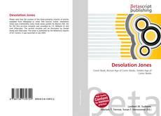 Обложка Desolation Jones