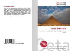 Bookcover of Tarek Mostafa