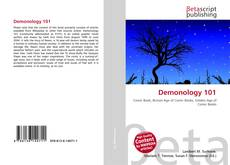 Couverture de Demonology 101