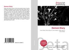 Bookcover of Demon Diary