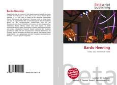 Borítókép a  Bardo Henning - hoz