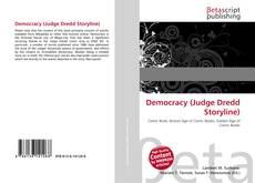 Обложка Democracy (Judge Dredd Storyline)