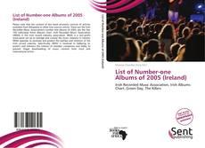 Portada del libro de List of Number-one Albums of 2005 (Ireland)