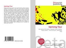 Buchcover von Uprising Tour