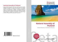 Borítókép a  National Assembly of Thailand - hoz