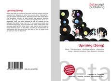 Buchcover von Uprising (Song)