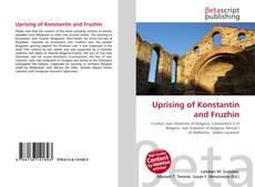 Portada del libro de Uprising of Konstantin and Fruzhin