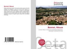 Couverture de Bonnet, Meuse