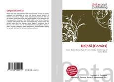 Bookcover of Delphi (Comics)