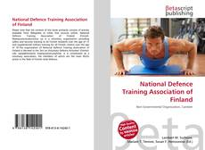 National Defence Training Association of Finland的封面