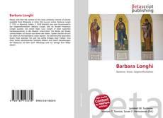 Barbara Longhi kitap kapağı