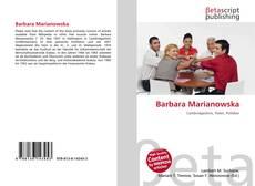 Capa do livro de Barbara Marianowska