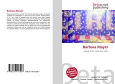 Buchcover von Barbara Mayer
