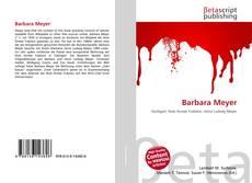 Bookcover of Barbara Meyer
