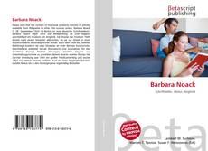 Buchcover von Barbara Noack