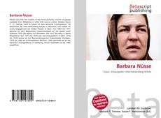 Buchcover von Barbara Nüsse