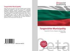 Portada del libro de Targovishte Municipality
