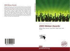 2005 Meteor Awards kitap kapağı