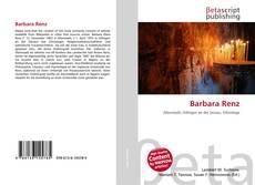 Bookcover of Barbara Renz