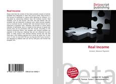 Bookcover of Real Income