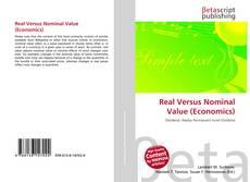 Обложка Real Versus Nominal Value (Economics)