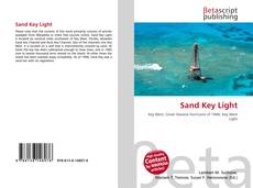 Bookcover of Sand Key Light