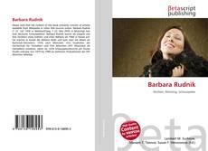 Barbara Rudnik kitap kapağı