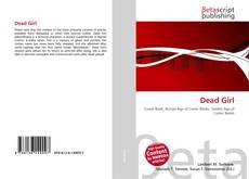 Bookcover of Dead Girl