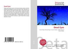Bookcover of Dead Eyes