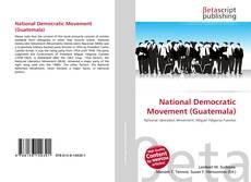 National Democratic Movement (Guatemala)的封面