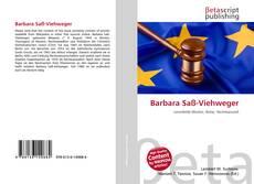 Bookcover of Barbara Saß-Viehweger