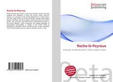 Portada del libro de Roche-le-Peyroux