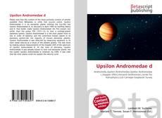 Upsilon Andromedae d的封面