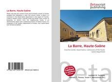 Couverture de La Barre, Haute-Saône