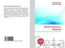 Portada del libro de Roche-Charles-la-Mayrand