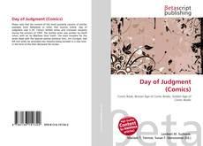 Обложка Day of Judgment (Comics)