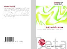 Portada del libro de Roche-à-Bateaux