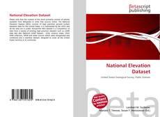 Bookcover of National Elevation Dataset