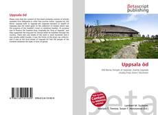 Bookcover of Uppsala öd