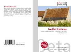 Обложка Frédéric-Fontaine