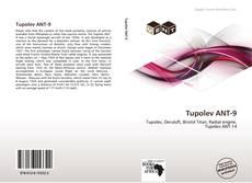 Borítókép a  Tupolev ANT-9 - hoz