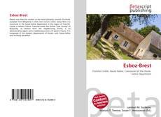 Bookcover of Esboz-Brest