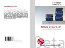 Bookcover of Barbara Sichtermann