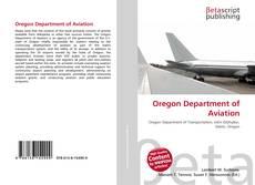 Portada del libro de Oregon Department of Aviation