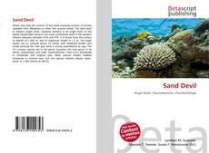 Bookcover of Sand Devil