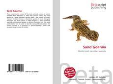 Bookcover of Sand Goanna
