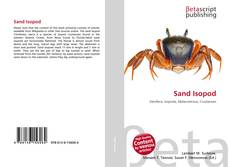 Bookcover of Sand Isopod