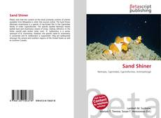 Bookcover of Sand Shiner