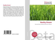 Bookcover of Reality Dream