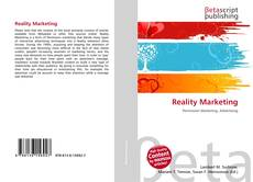 Capa do livro de Reality Marketing